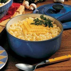 Budget Macaroni and Cheese