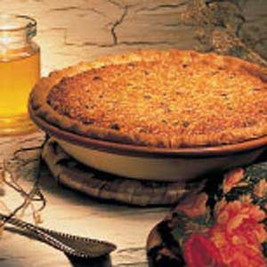 Old-Fashioned Oatmeal Pie