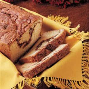 Cinnamon-Orange Swirl Bread