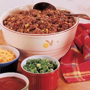 Taco Stovetop Supper