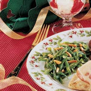 French-Style Green Beans