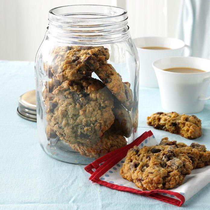 Chunky Breakfast Cookies