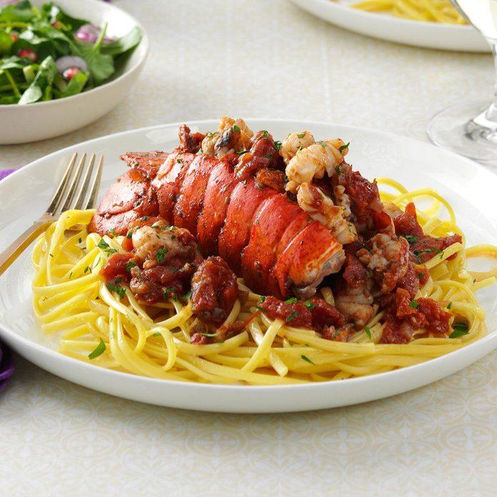 Lobster alla Diavola