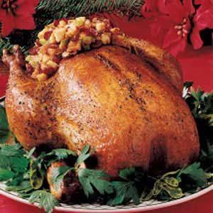 Cranberry-Stuffed Chicken