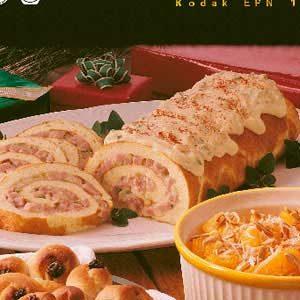 Swiss Omelet Roll-Up