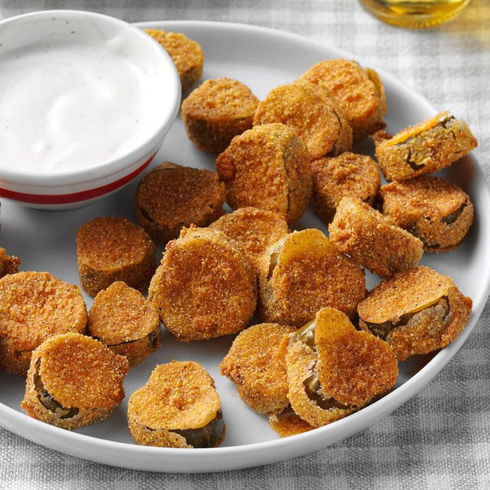 Tennessee Titans: Fried Pickles