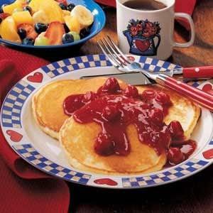 Ruby Breakfast Sauce