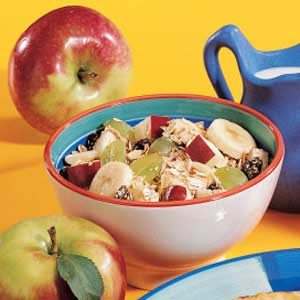 Fruity Oatmeal