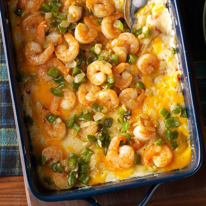 Inspired by: Shrimp & Grits