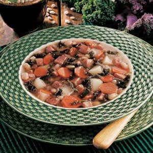 Provencal Bean Soup