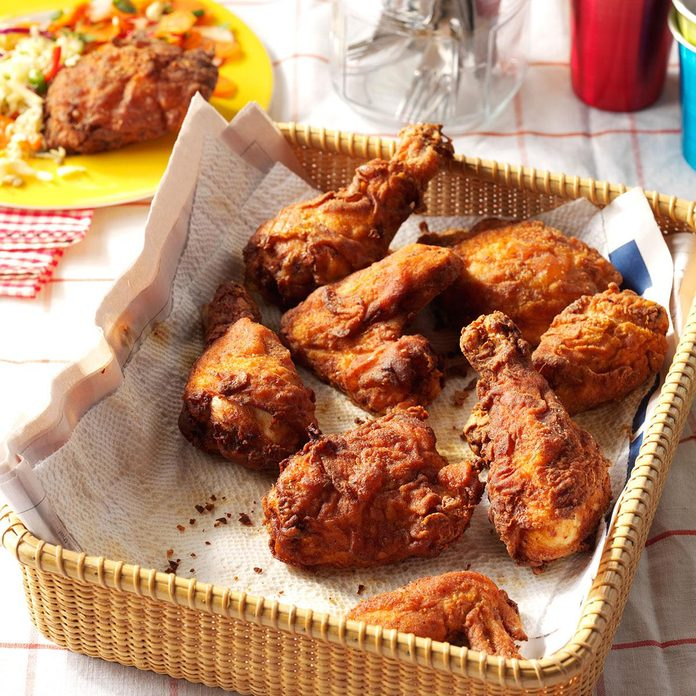 Pigeon River Chicken