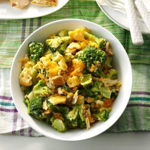 Slow-Cooked Broccoli