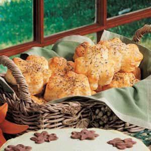 Shamrock Biscuits