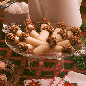 Fancy Butter Cookies