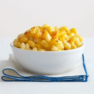 Taylor Hicks' Gooey Mac and Cheese