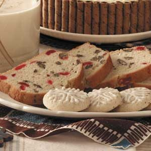 Cherry-Pecan Quick Bread