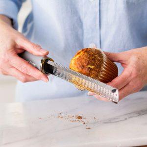Microplane Burnt Muffins