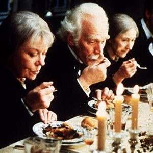 No Merchandising. Editorial Use Only. No Book Cover Usage Mandatory Credit: Photo by Moviestore/REX/Shutterstock (3394472c) BABETTE'S FEAST (1987) Babette's Feast