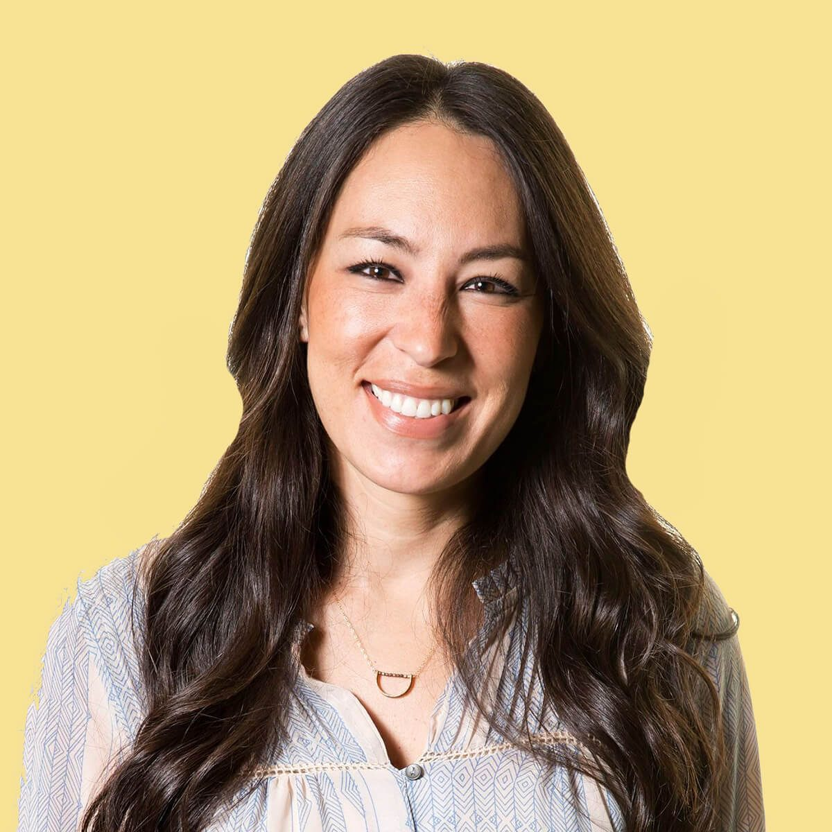 Joanna Gaines poses for a portrait