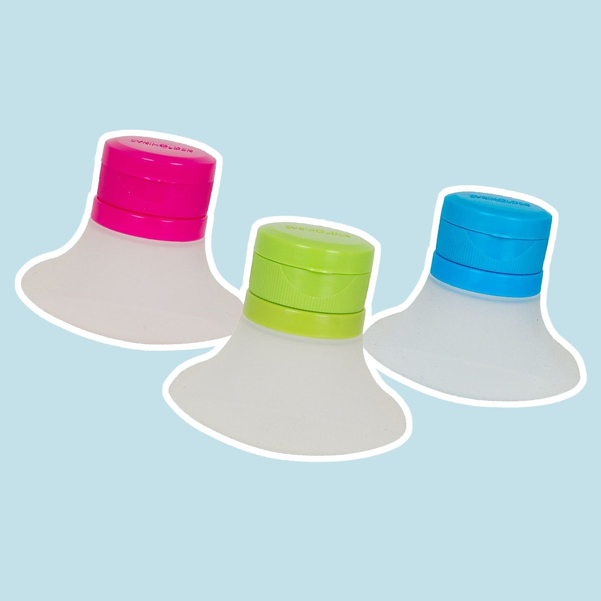 Evriholder Dressing to Go Salad Dressing Containers
