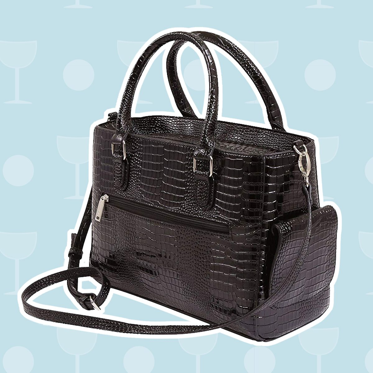 wine gifts, Primeware Insulated Drink Purse