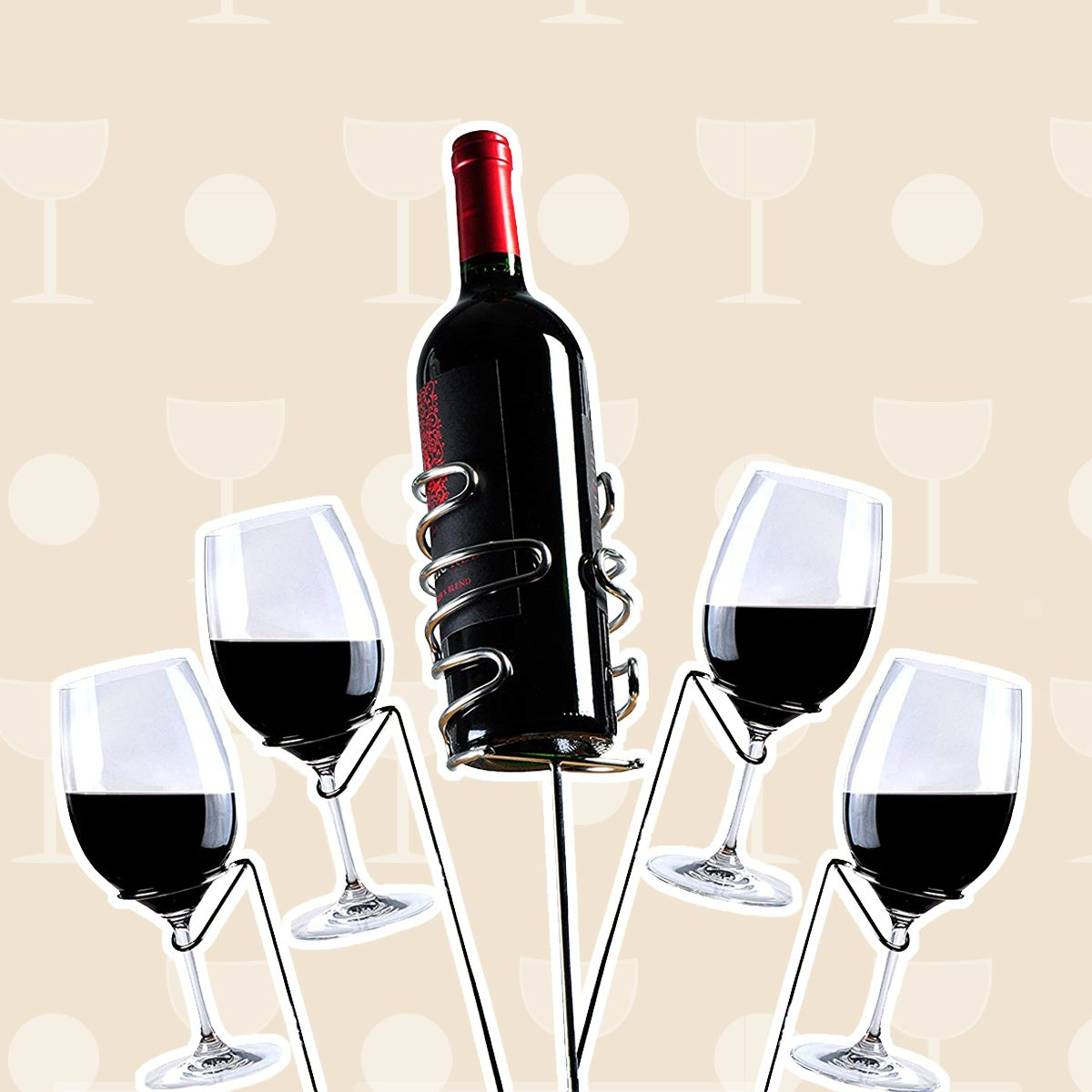 wine gifts, Yohino Wine Stakes