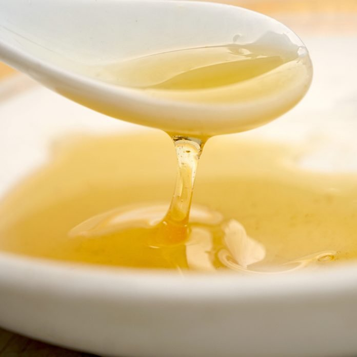 Brown rice syrup