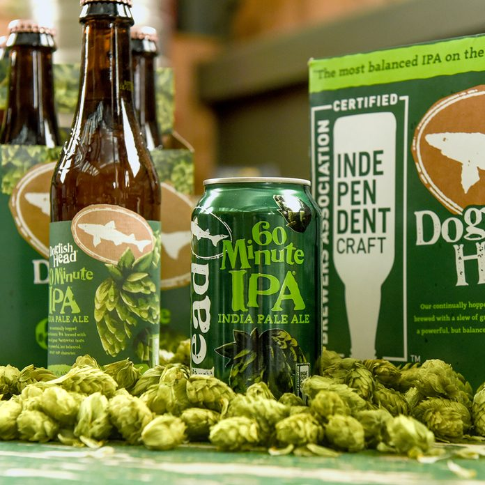 60 Minute IPA_Dogfish Head Craft Brewery