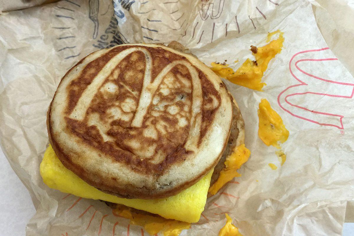 McDonald's Secret Menu: Chicken McGriddle