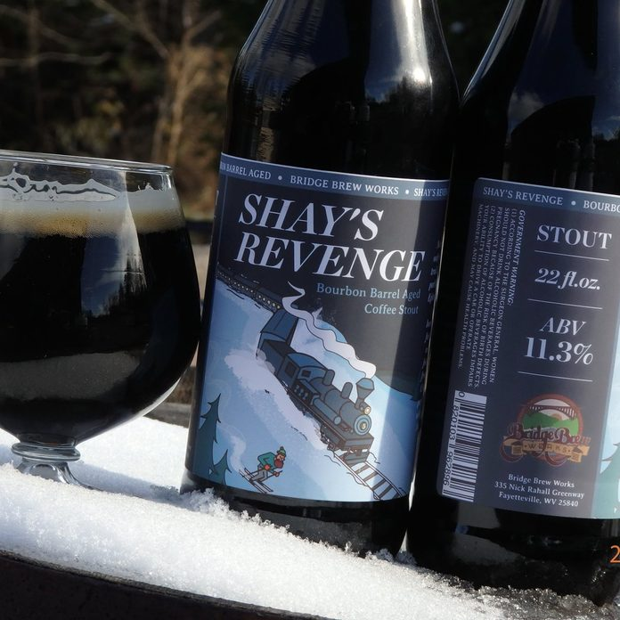 Bridge Brew Works_Shays Revenge