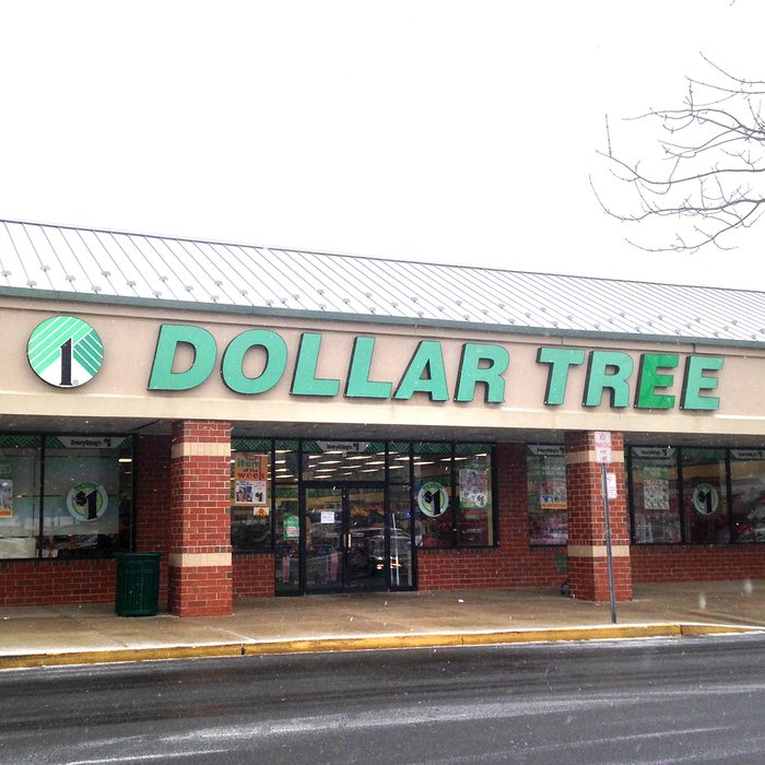 Retail Dollar Tree Browns Mills, New Jersey