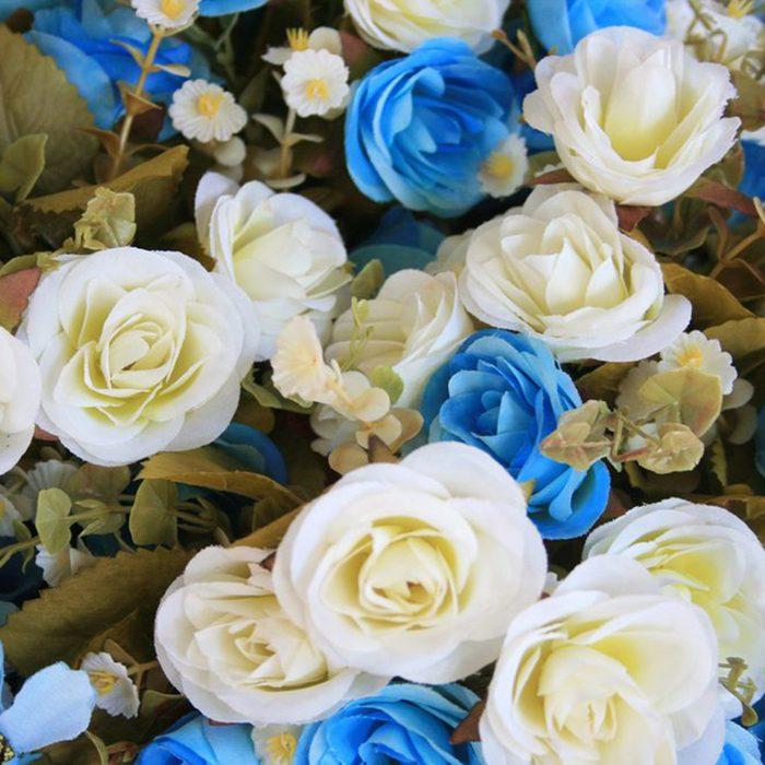 Faux Flowers 161430587