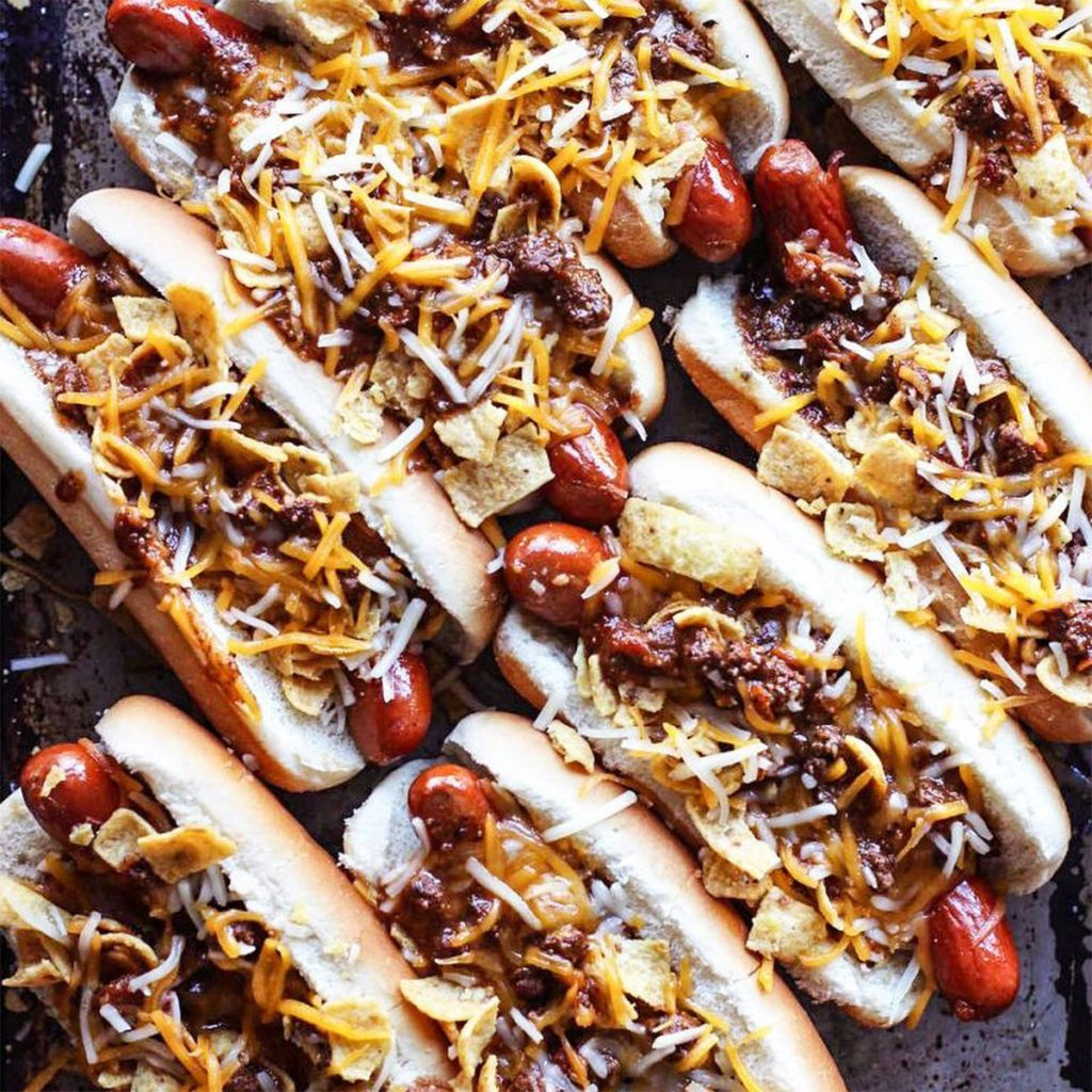 hot dogs, instagram