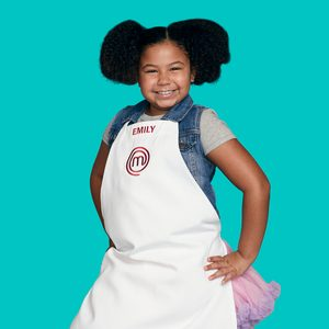 MASTERCHEF: JUNIOR EDITION: Emily Age: 9 Hometown: Sylmar, CA Signature Dish: Tamales with Homemade Red Sauce CR: Michael Becker / FOX. © 2018 / FOX Broadcasting.