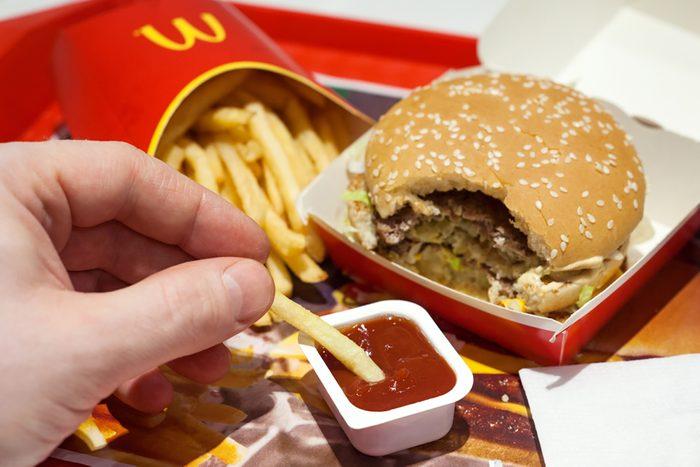 McDonald's Secret Menu: Dipping Sauces