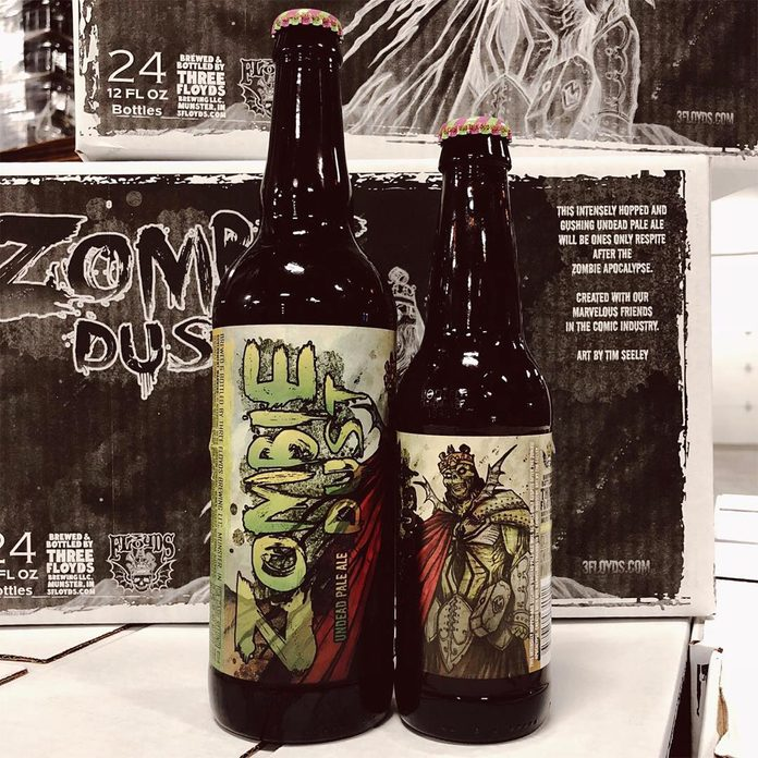 zombie dust 3 Floyds Brewing