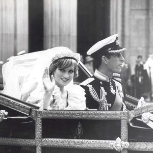 Mandatory Credit: Photo by Michael Hollist/Daily Mail/REX/Shutterstock (932434a) Prince Charles And Princess Diana Wedding - 29th July 1981 - Procession The Prince And Princess Diana On Their Way Back To Buckingham Palace From St. Paul's Cathedral After Their Wedding....royal Marriage/........divorced August 1996 Prince Charles And Diana Princess Of Wales Wedding - 29th July 1981 - Procession The Prince And Princess Of Wales On Their Way Back To Buckingham Palace From St. Paul''s Cathedral After Their Wedding....royal Marriage/........divorced August 1996