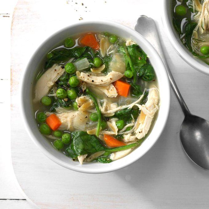 Easy School Lunch Ideas-Soup