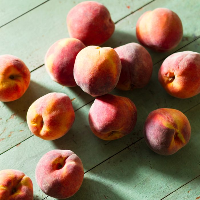 Peaches via Taste of Home
