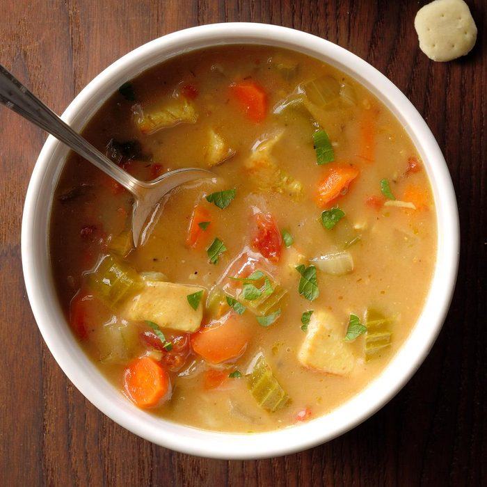 Rave Review Chicken Soup