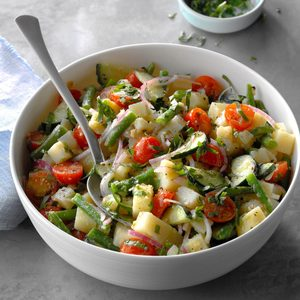 Sicilian Potato Salad