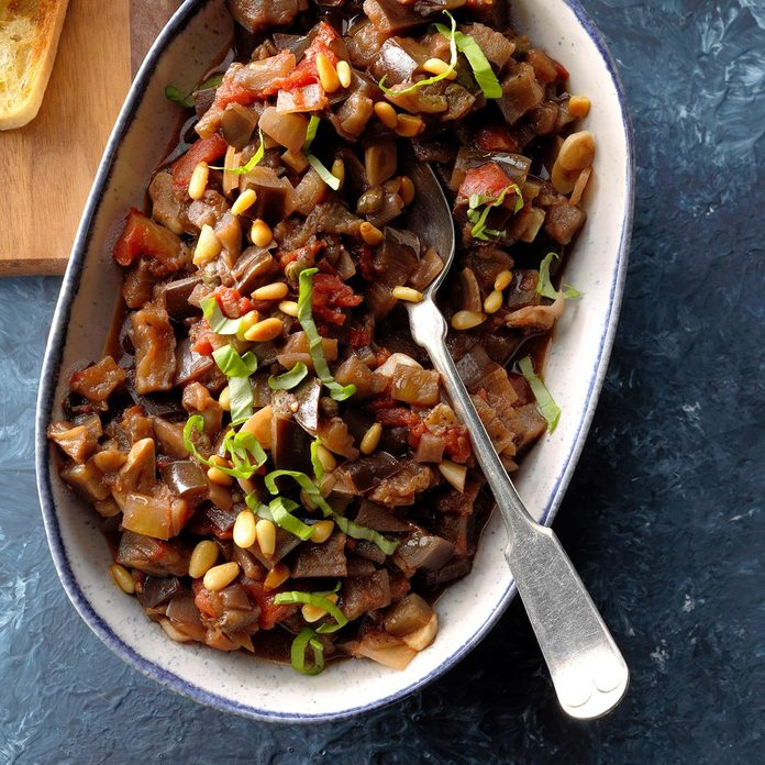 Day 24: Slow-Cooker Caponata