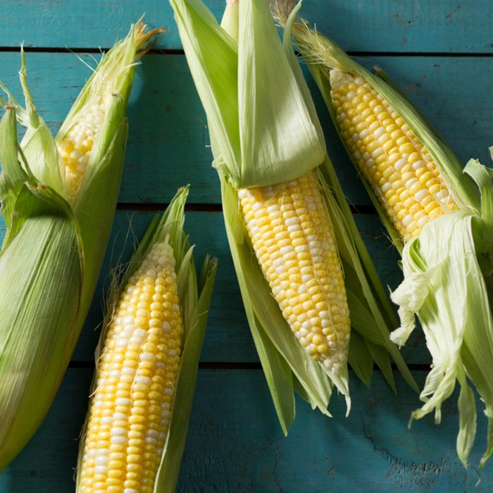 Sweet Corn via Taste of Home