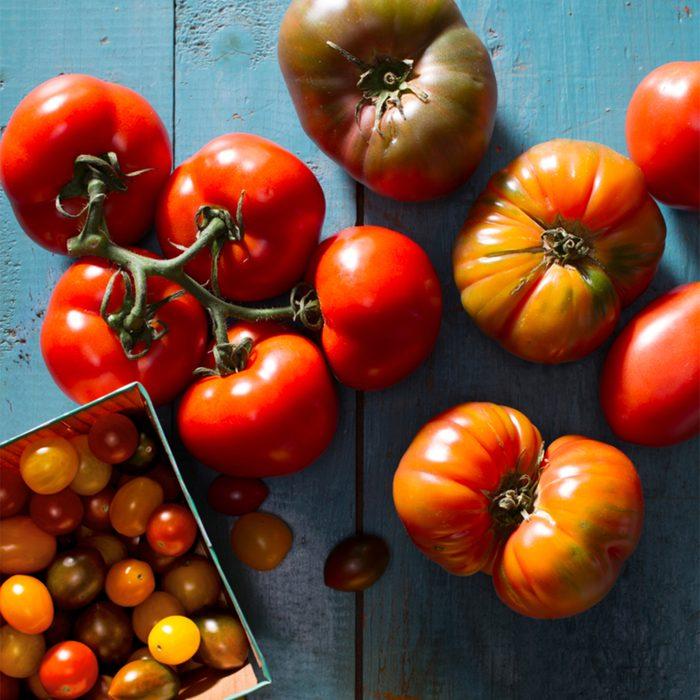 Tomatoes via Taste of Home