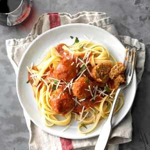 Turkey & Pork Meatballs