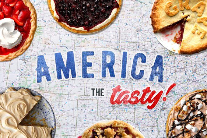 america the tasty