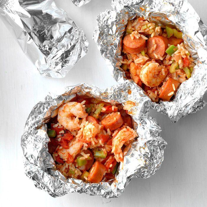 Foil Packet Shrimp And Sausage Jambalaya Exps Sdas18 219065 D03 28  6b 7