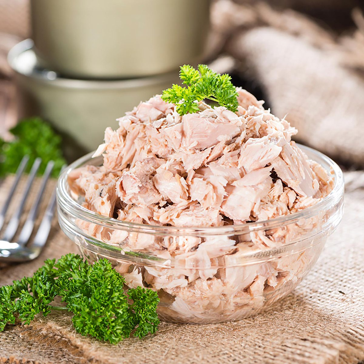 Shredded meat in a bowl