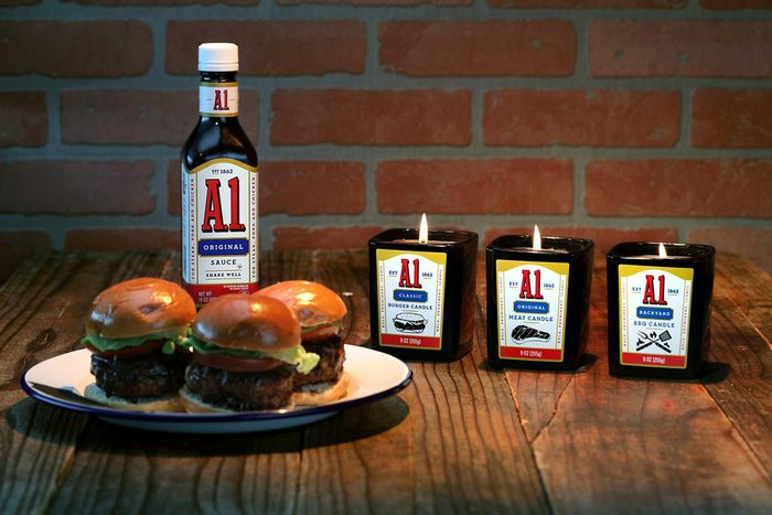A1 scented meat candles