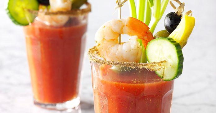 Best Bloody Mary recipe